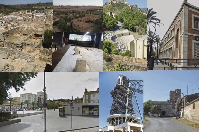 Sagunto, una ciudad con gran riqueza patrimonial histórica, cultural e industrial y playas con 3 banderas azules