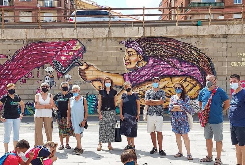 Dansa València, reunió. EPDA.