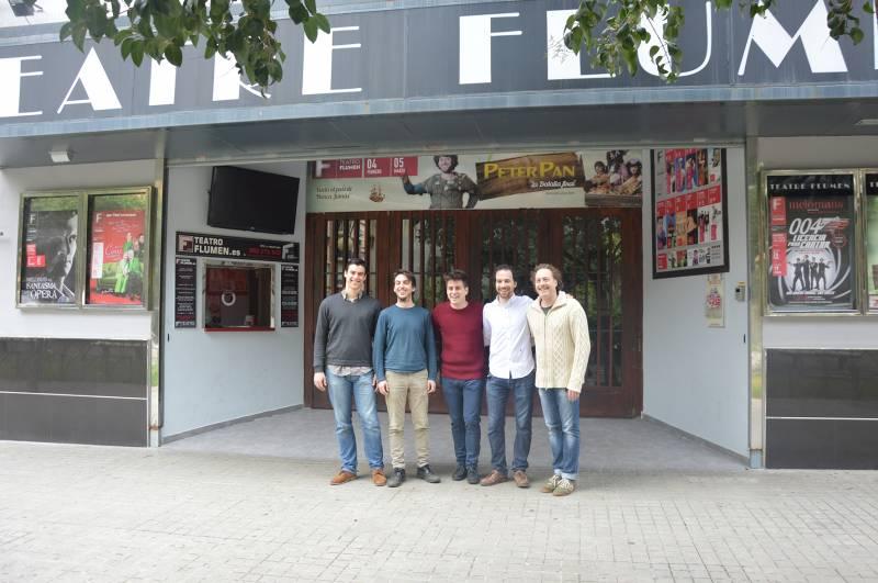 Melomans estrena '004: Licencia para cantar' en el Teatro Flumen de Valencia
