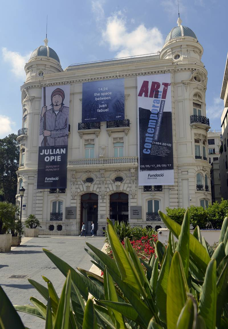 Exposiciones Fundación Bancaja