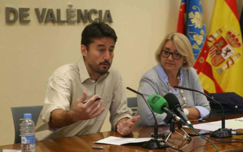 Jordi Peris y Consol Castillo