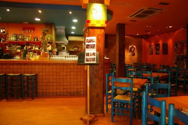 La xirgu un cl sico de el carmen for La comisaria restaurante valencia