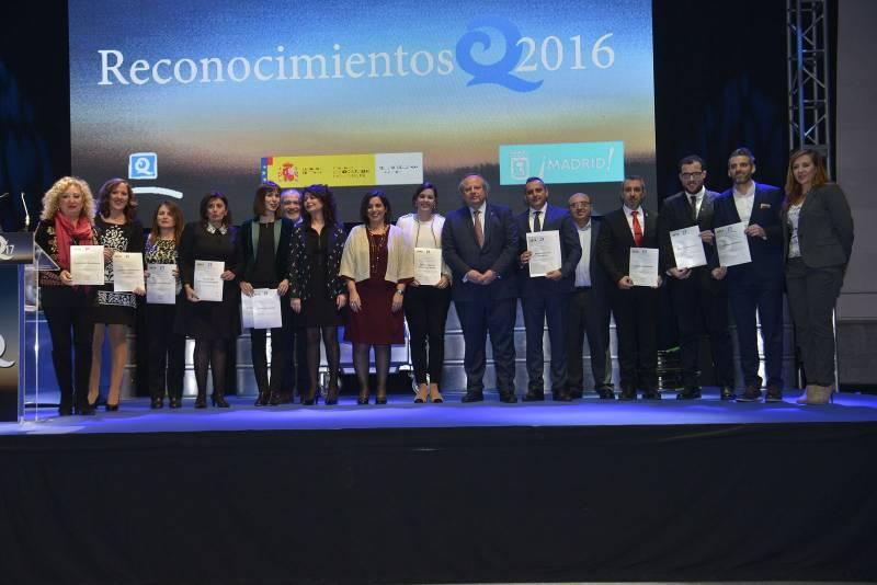 El ICTE otorga de nuevo la Q de calidad a las oficinas de información turística y a Valencia Convention Bureau