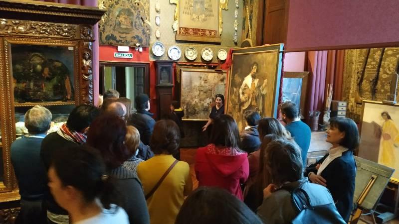 Visitas guiadas Museos Municipales