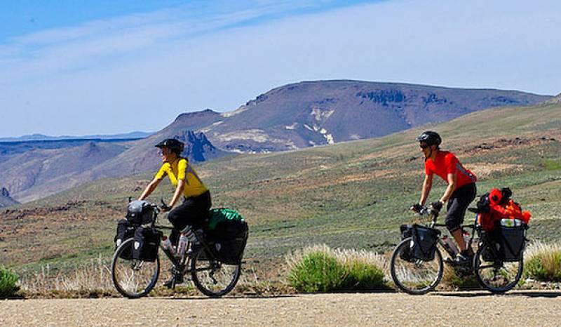 Rutas de cicloturismo