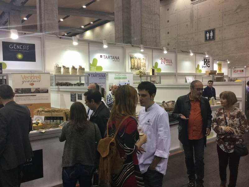 Imagen del stand de València Turisme en Gastrónoma 2016