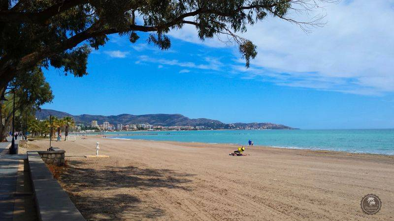 Imagen de archivo playa de Benicàssim, Castelló./ EPDA