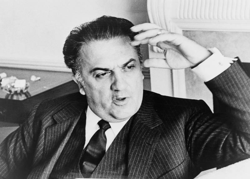 El IVC presenta en la Filmoteca un ciclo conmemorativo del centenario de Fellini
