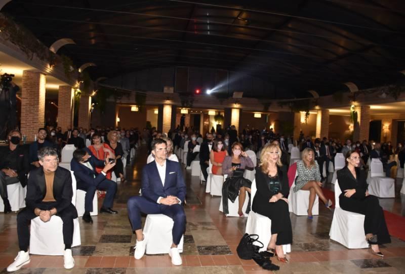 Gala Premios Aquí TV./ EPDA