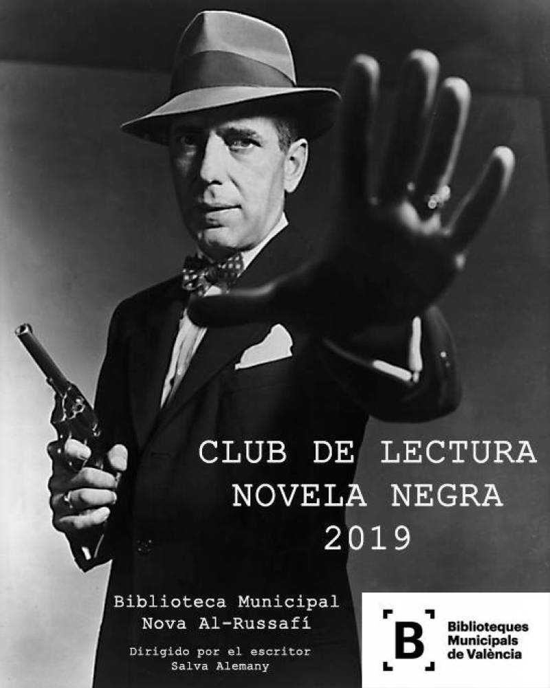 Cartel Club de Lectura
