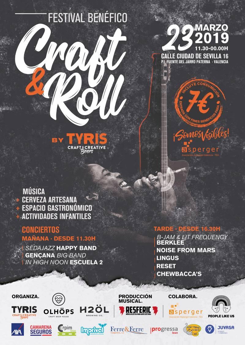 Craft&Roll Tyris