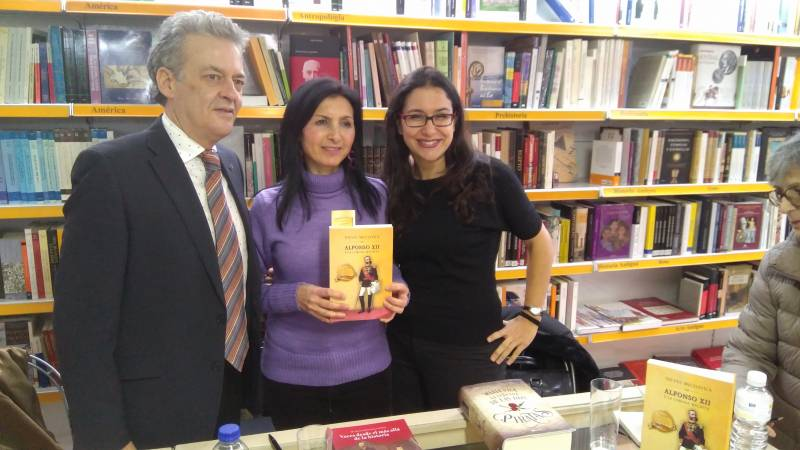 Presentación Libreria Antes Madrid