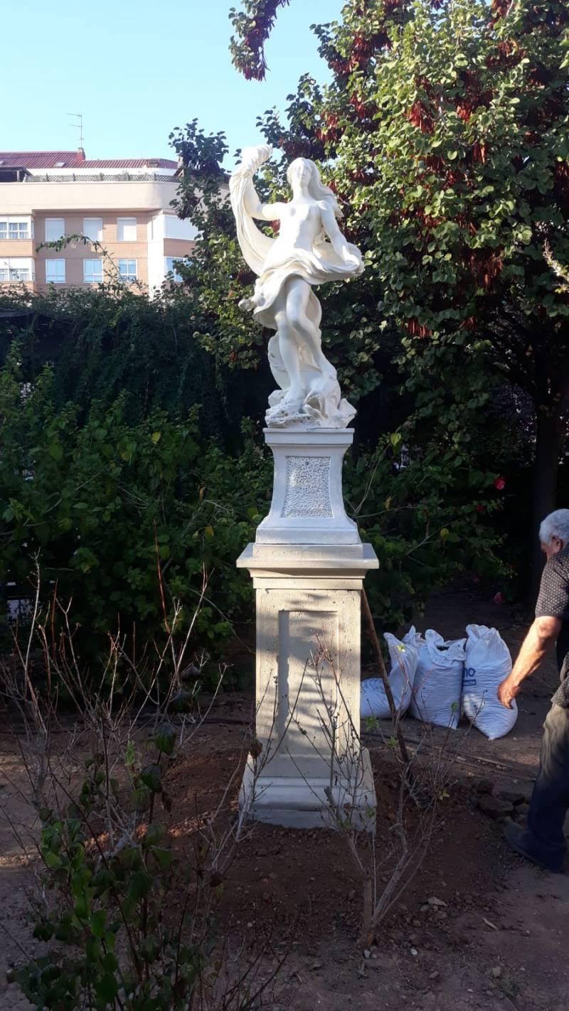 Escultures a Patraix