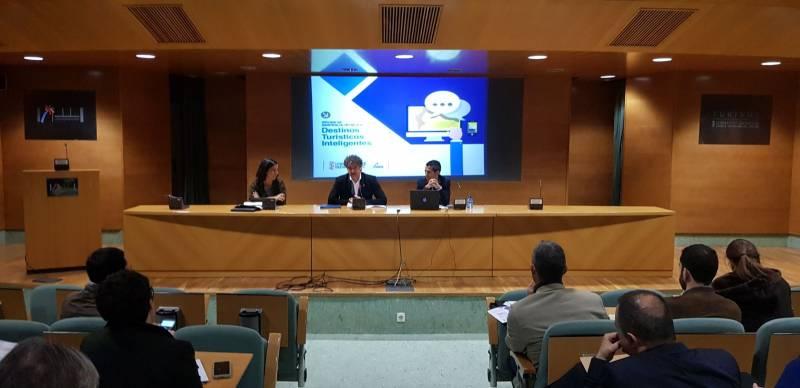 Inauguración Oficina de Asistencia Técnica a Destinos Inteligentes de la Comunitat Valenciana