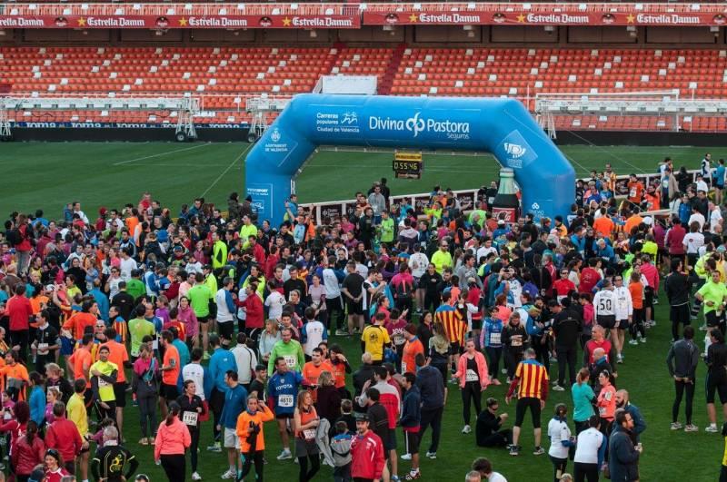 Volta a peu, Fundación Valencia CF