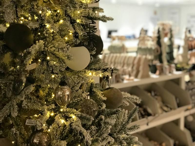 Personal Shopper de la Navidad