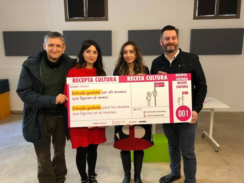El Museu Valencià d'Etnologia participa en el proyecto 'Receta Cultura'