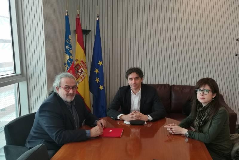FSMCV y Agencia Valenciana de Turismo