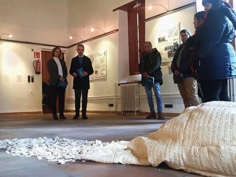Inauguracion Art Contemporani Vilafranca