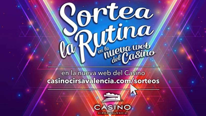 Nueva web Casino Cirsa Valencia