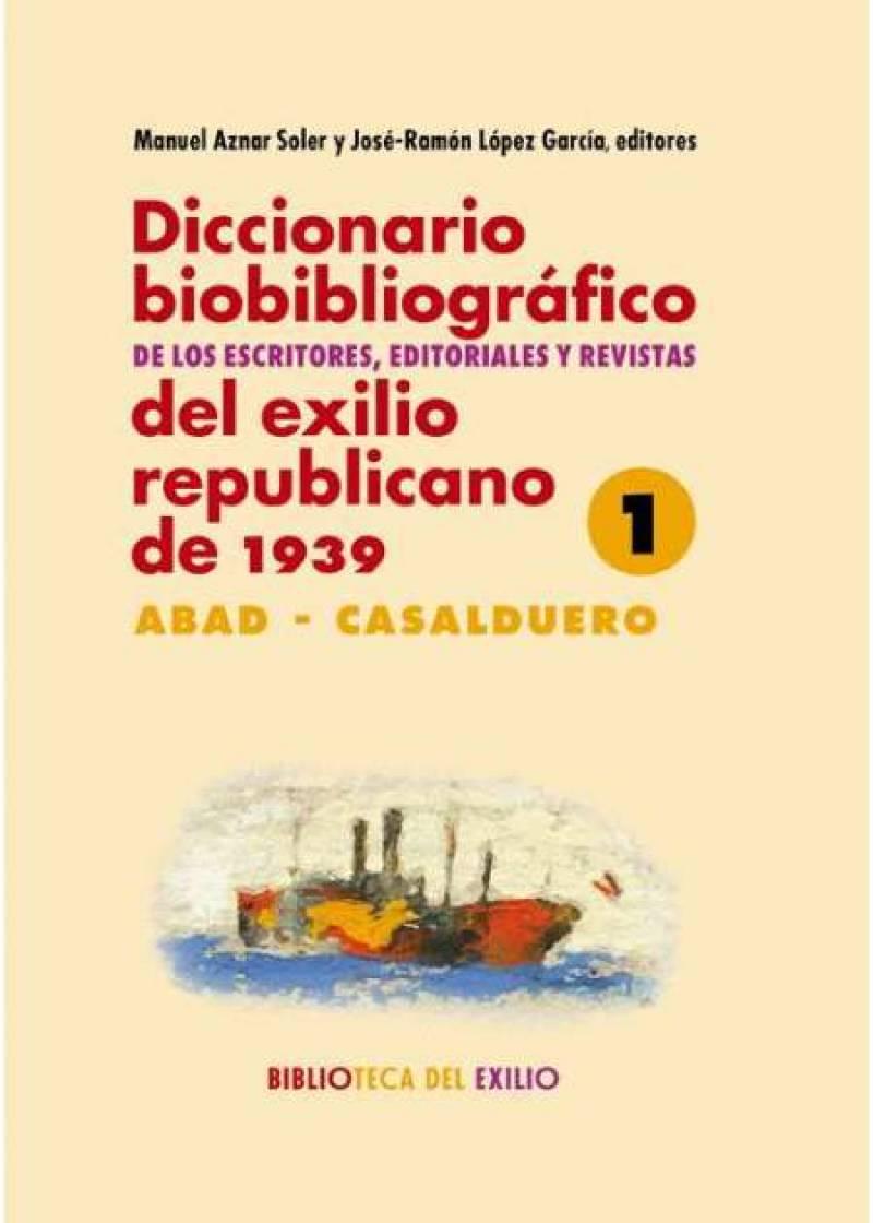 Diccionario Exilio Republicano