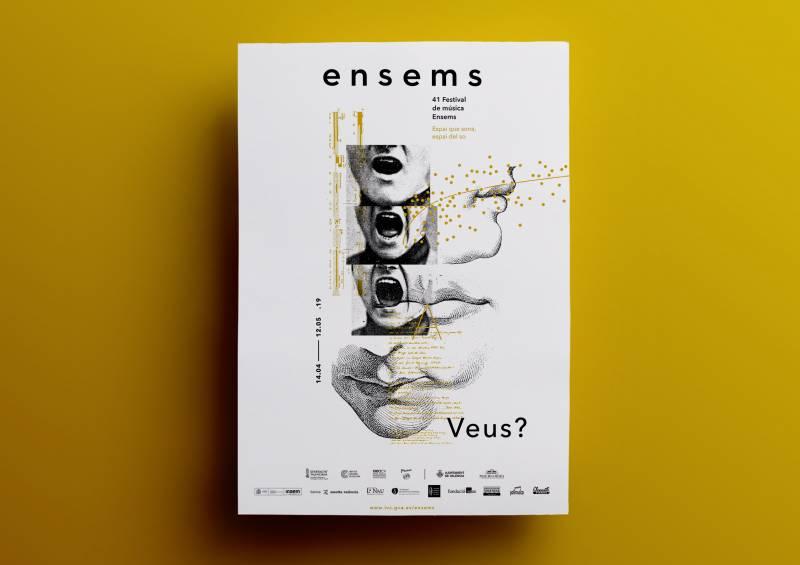 El Festival Ensems presenta su 41ª edición con una programación centrada en la voz humana