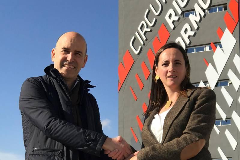 Gonzalo Gobert e Iris Córdoba