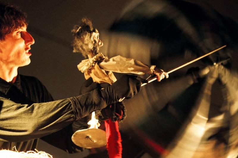 Una imagen del Quijote. //Viu Valencia