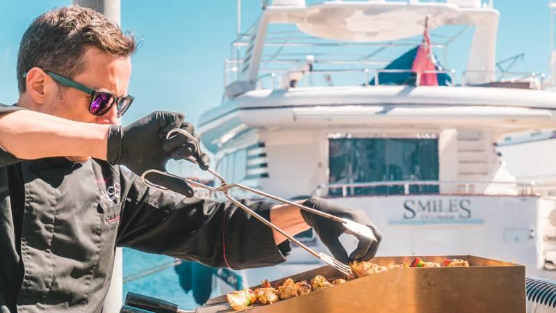 Cocina en La Marina