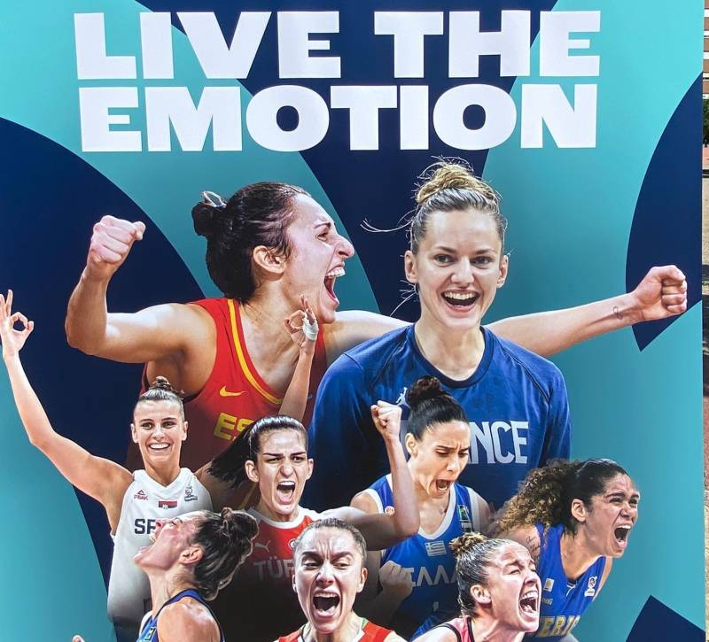EuroBasket Women. EPDA