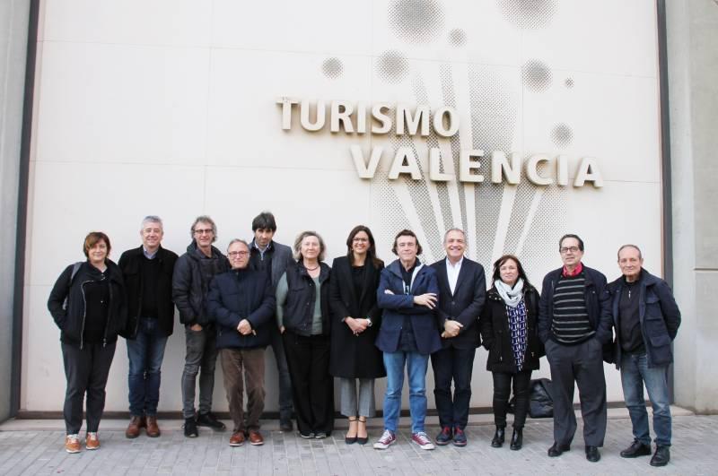 Colomer Comisión Turismo FVMP