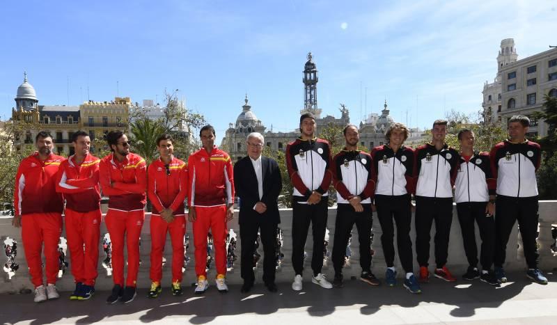 Equipos Copa Davis