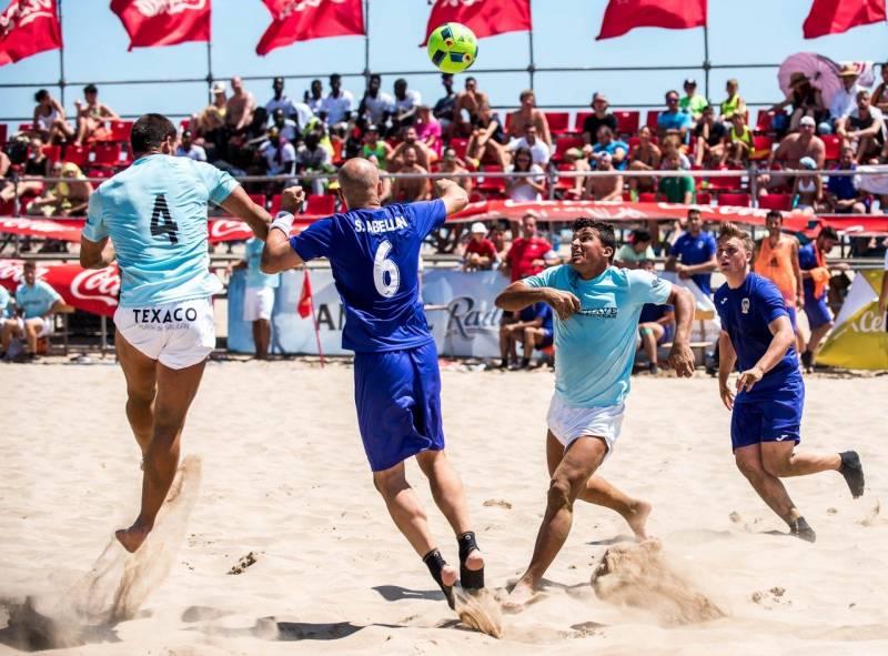 Fútbol playa 2016