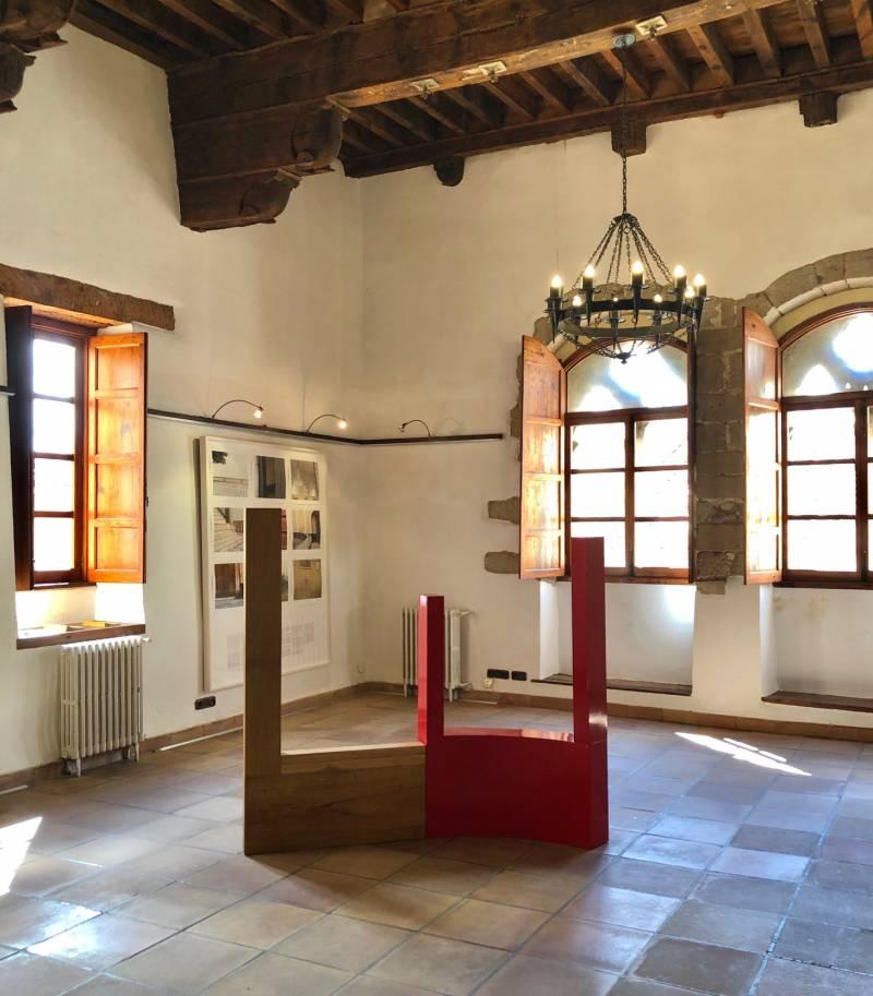 La 'Col·lecció d'Art Contemporani de la Generalitat Valenciana' reflexiona en Vilafranca sobre los procesos de transformación de la sociedad