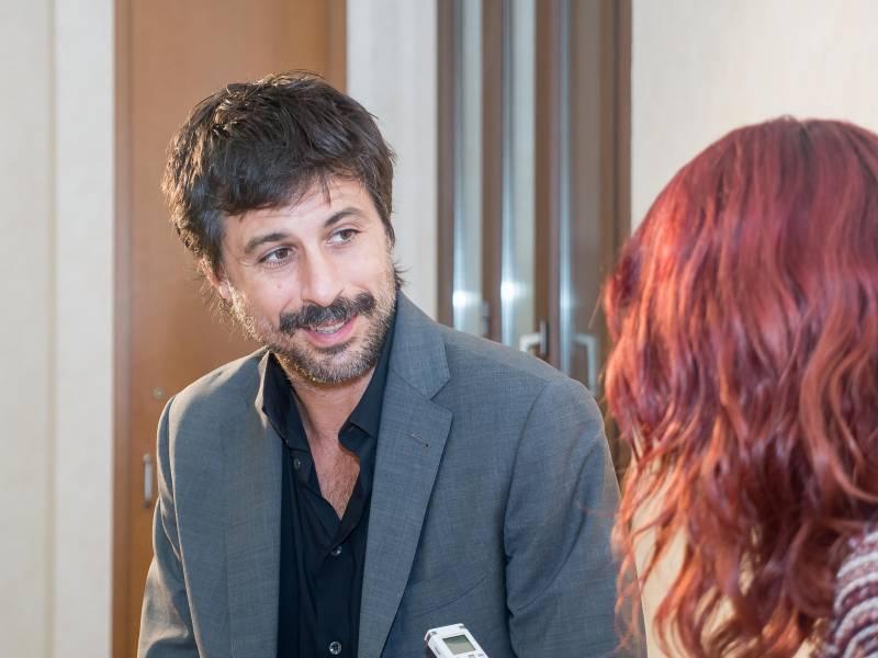Hugo Silva Premio de Honor en la III Edición del Festival de Cinema Antonio Ferrandis