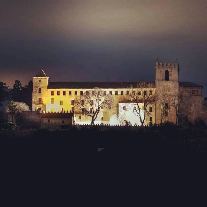 Monasterio Sant Jeroni de Cotalba./ EPDA