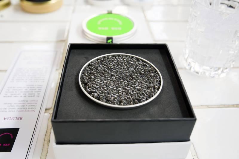La Joya de la Corona, el Caviar de Beluga