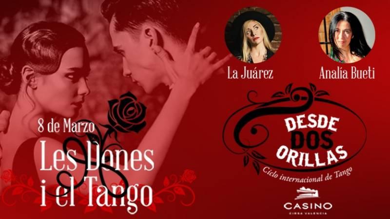 Concierto Les Dones i el Tango, Casino Cirsa Valencia