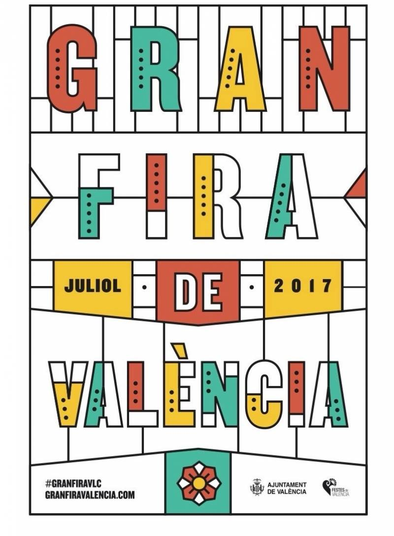 Cartel Feria Julio