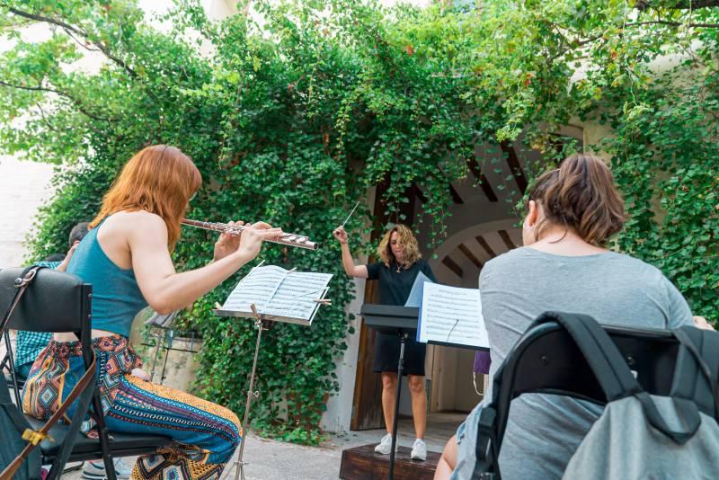 La FSMCV y Turisme ponen en marcha más de 70 conciertos para incentivar el turismo en la Comunidad Valenciana.