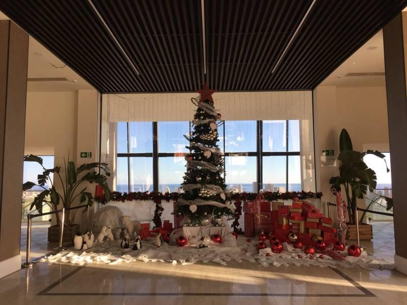 Grand Luxor Hotel Navidad