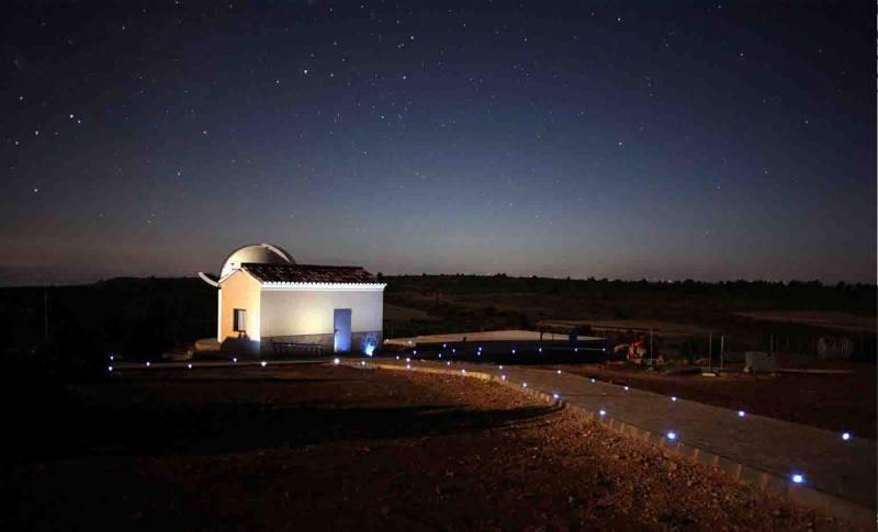 Observatorio Astronómica UV Aras de los Olmos