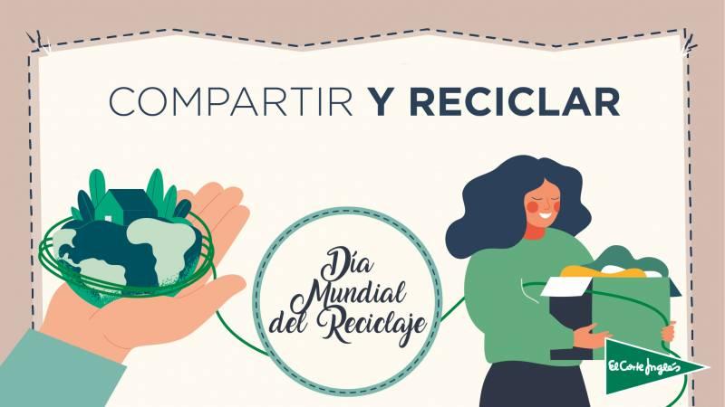Compartir y reciclar. EPDA