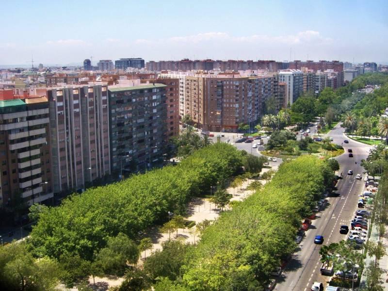 Las 10 calles más largas de Valencia