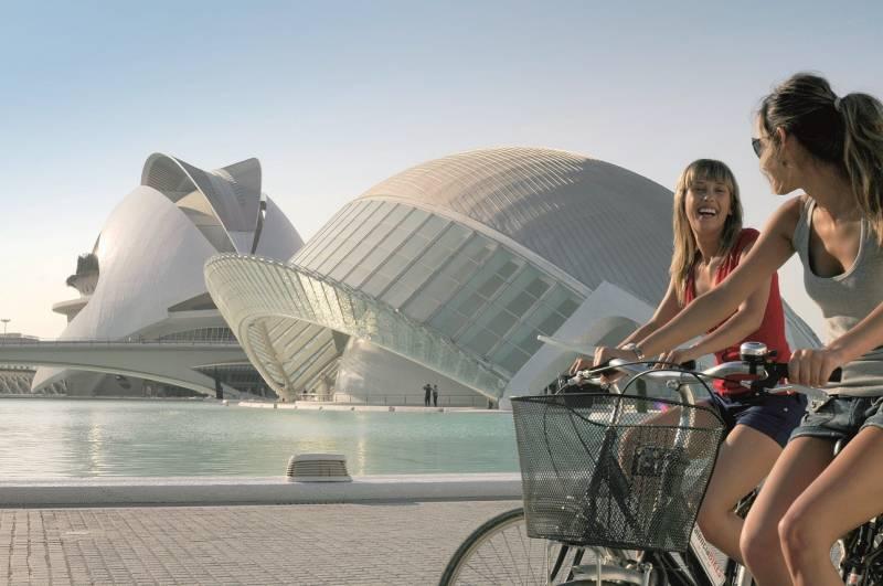 Ciclistas ante CAC