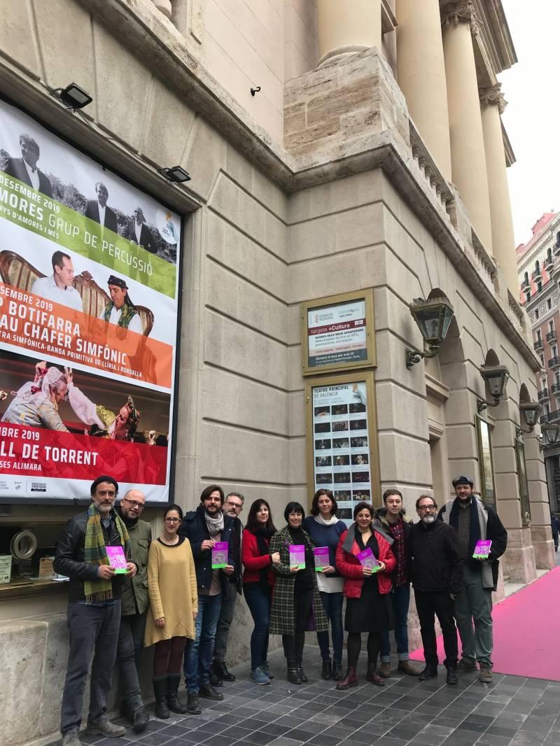 Presentación Dramatúrgia Ínsula Dramatària Josep Lluís Sirera