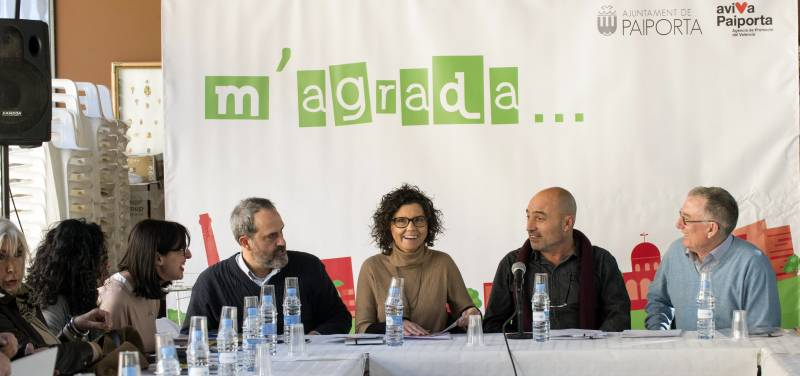 Rius se reúne con representantes de etnología // Abulaila