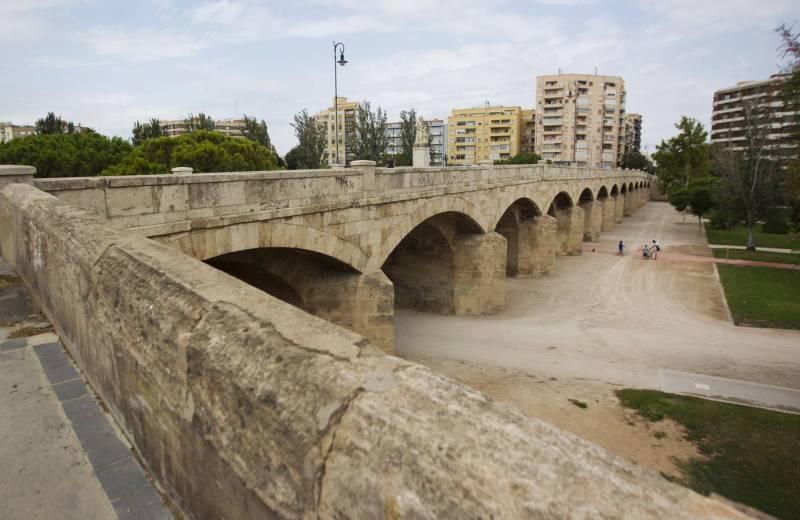 Los 18 puentes que tiene Valencia