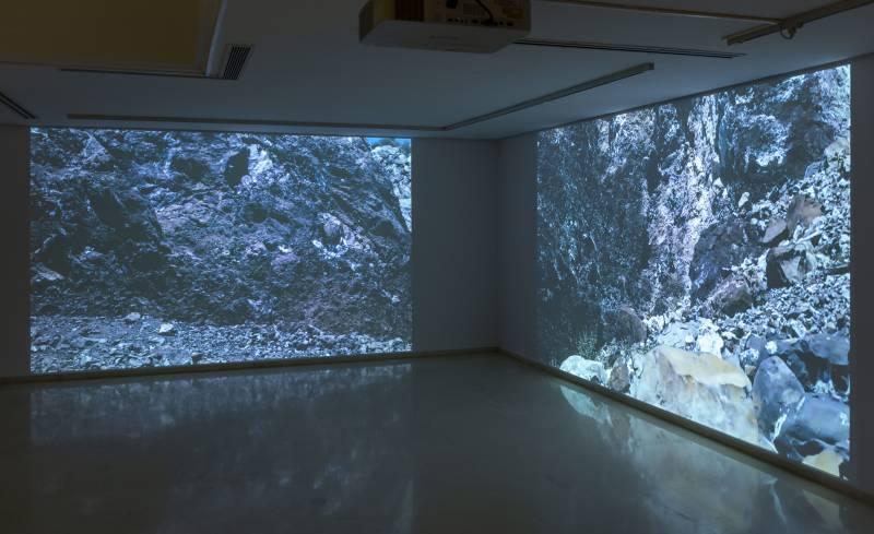 Sala expositiva Lara Almarcegui