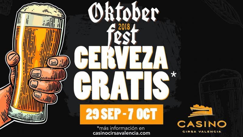 Oktoberfest 2018 Casino Cirsa Valencia